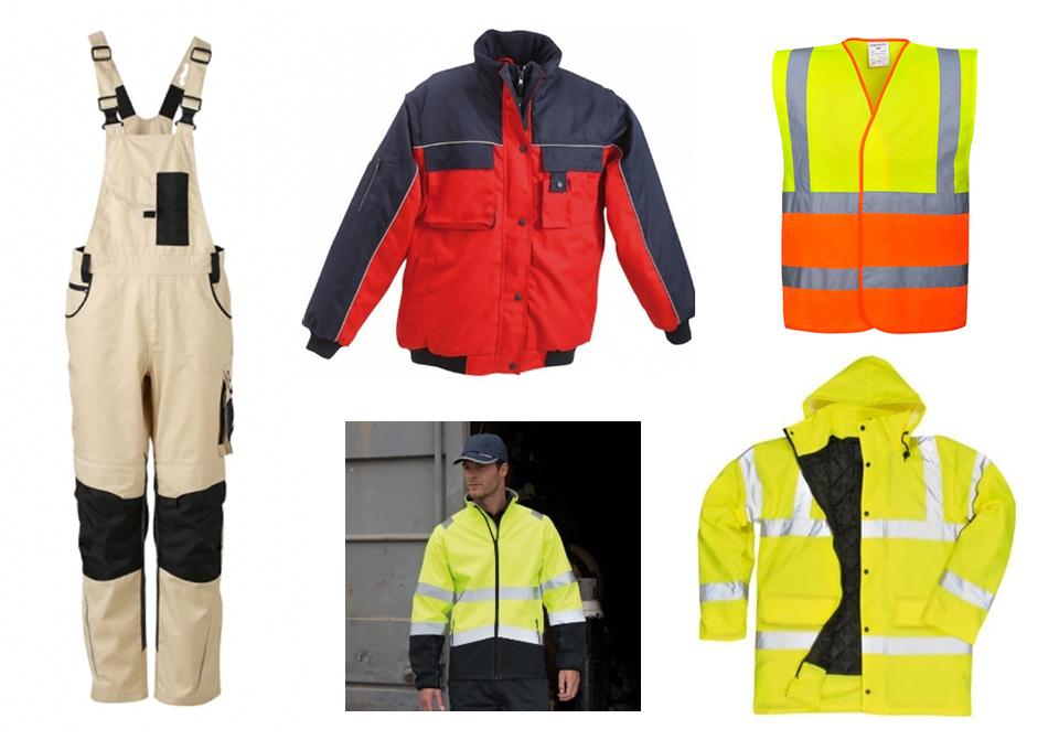 Werkkleding, PMB's en veiligheidskleding, werkbroeken en werkjassen